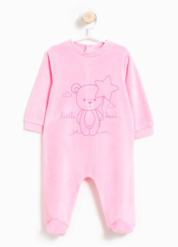 Better Cotton printed sleep suit | OVS