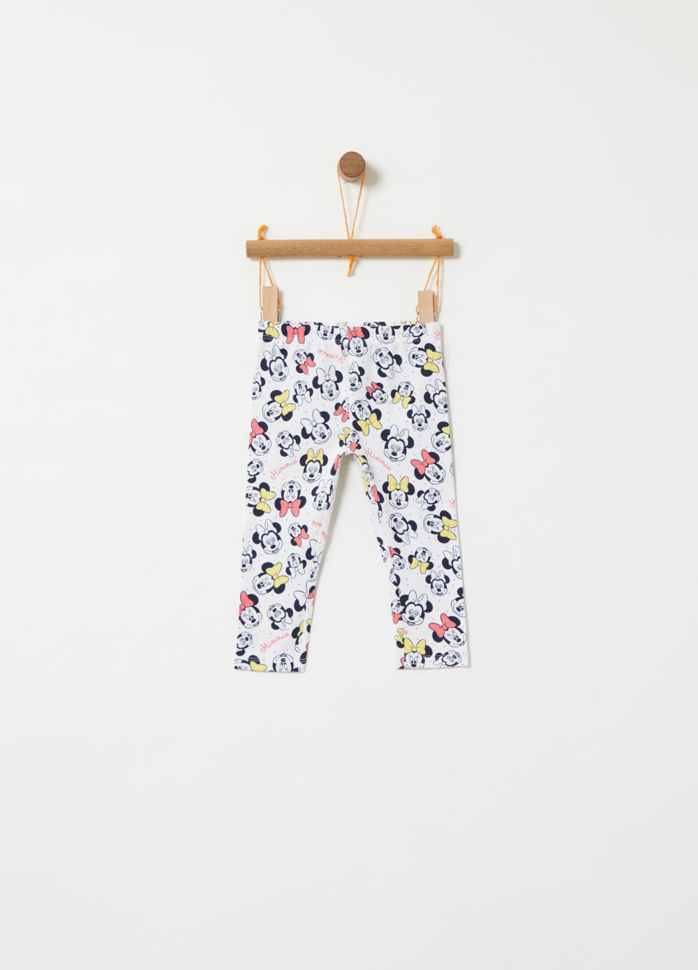 Disney Baby organic cotton leggings