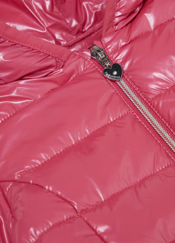 Padded ultra-lightweight jacket with zip