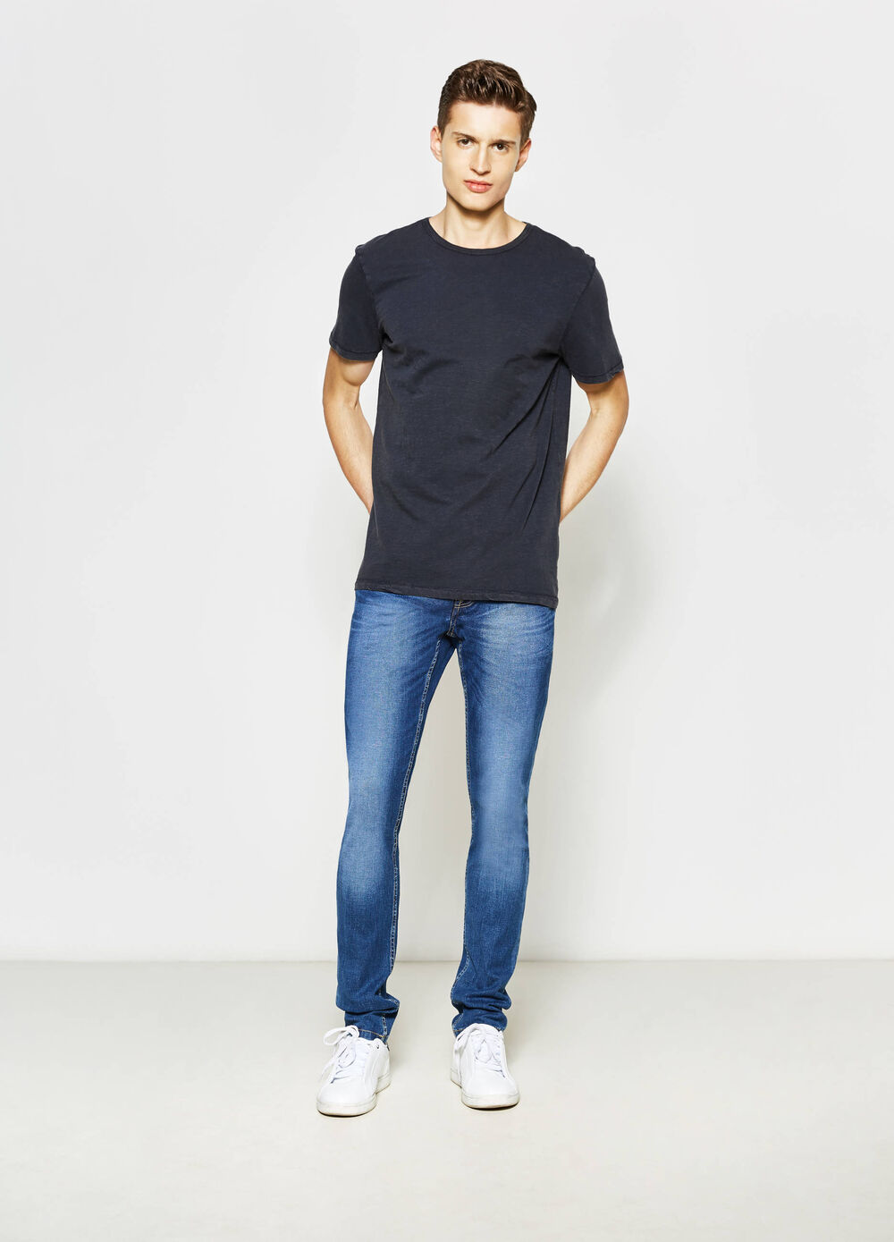 T-shirt in puro cotone G&H