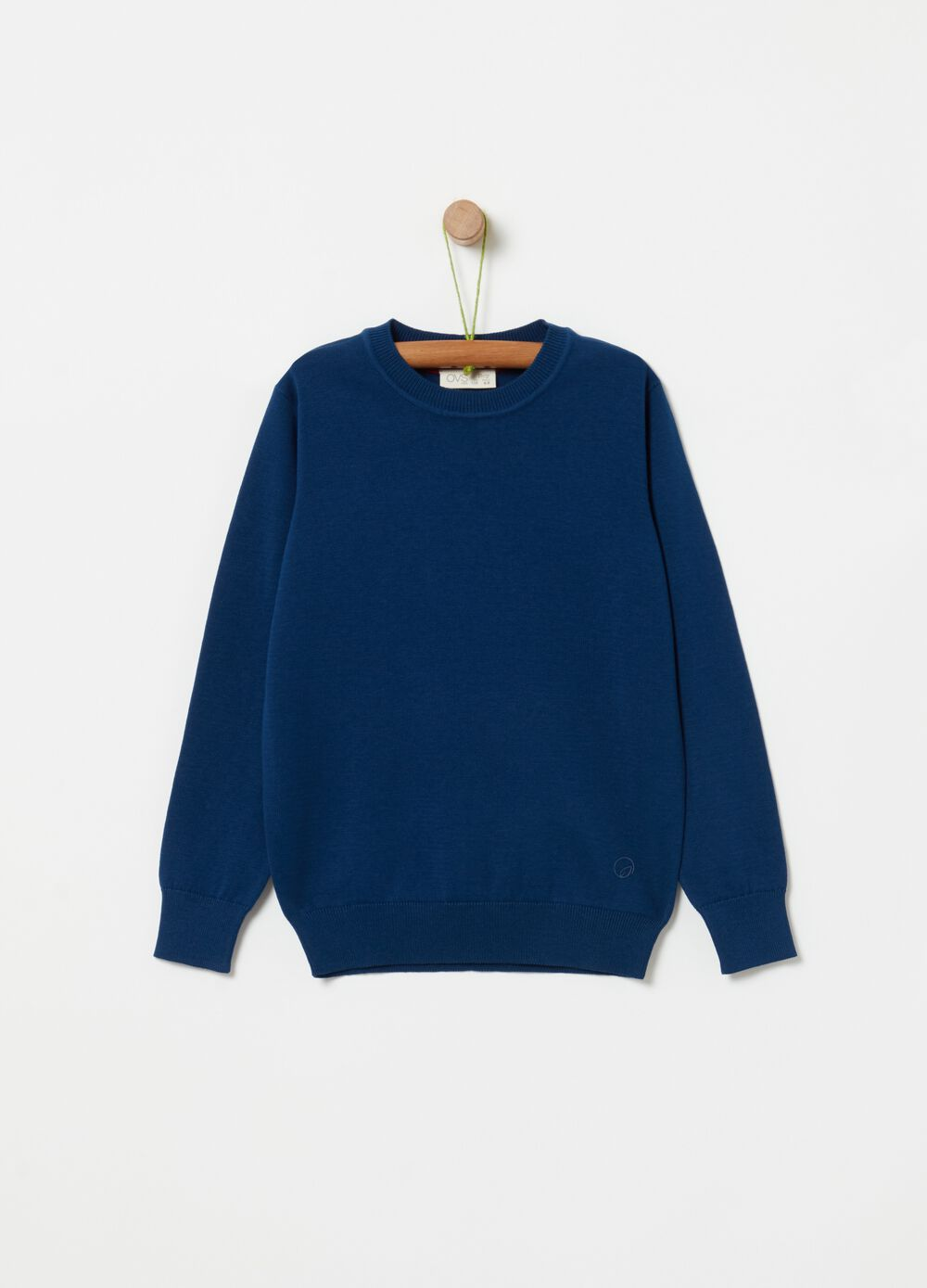 Pullover in 100% organic cotton