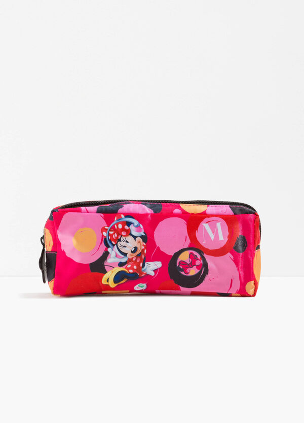 Minnie Mouse beauty bag with zip