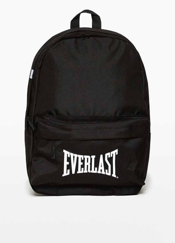 Everlast solid colour backpack with zip