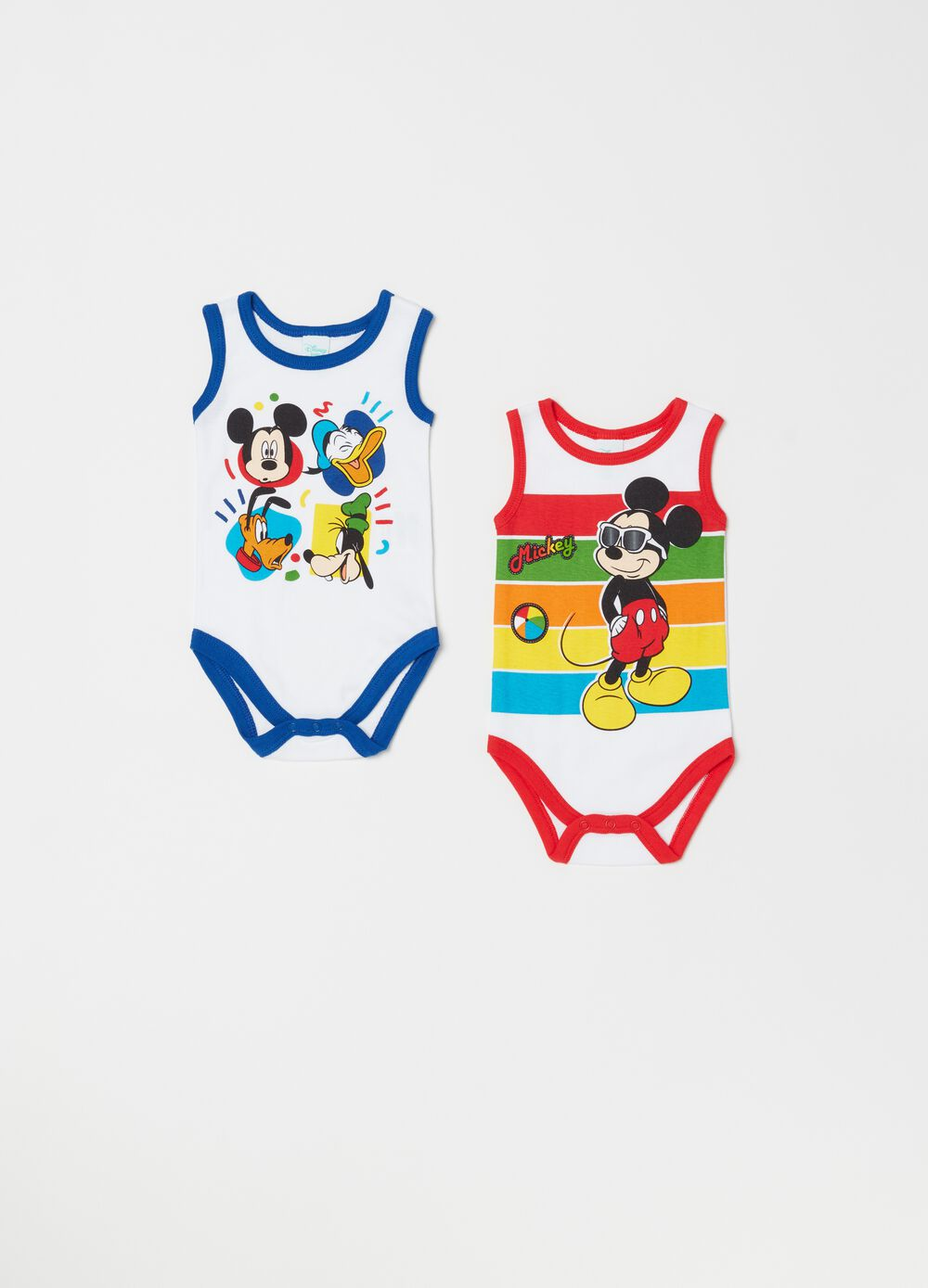 Pack dos bodies estampado Disney Baby