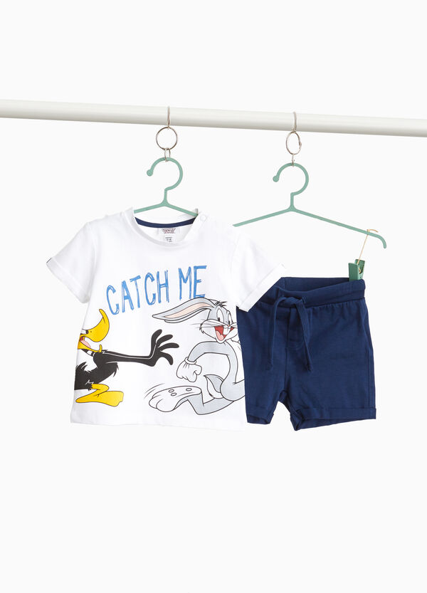 Looney Tunes 100% cotton outfit