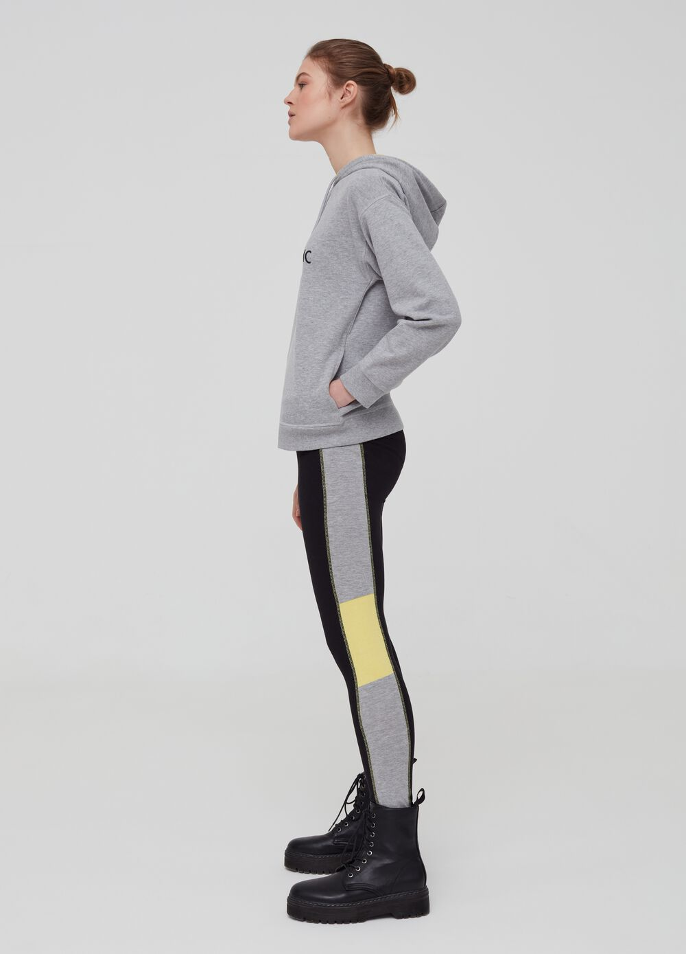 National Geographic leggings in organic cotton
