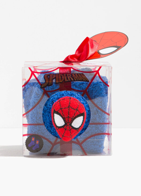 Calze antiscivolo con patch Spiderman | OVS