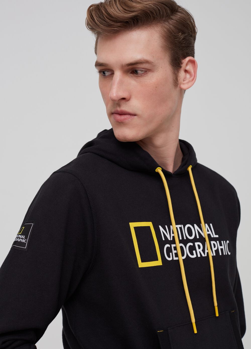 Cotton National Geographic sweatshirt