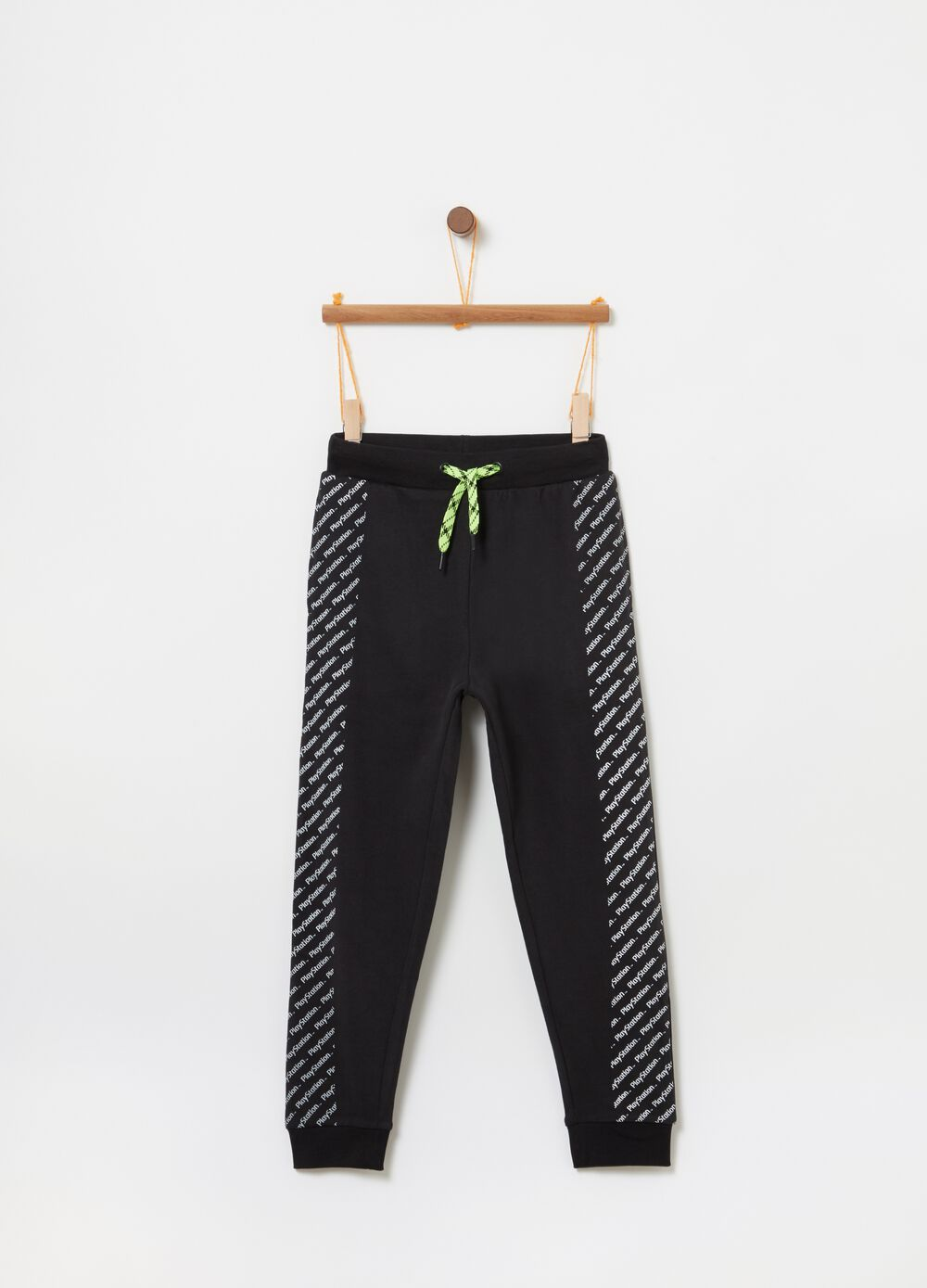 PlayStation print jogger trousers