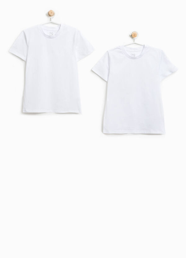 Two-pack 100% cotton undershirts | OVS