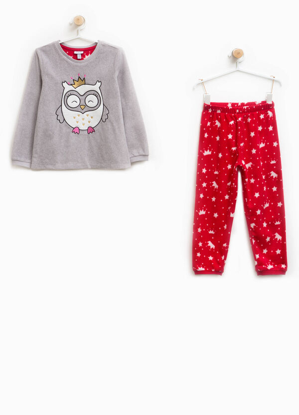 Pyjamasa with star and crown pattern | OVS