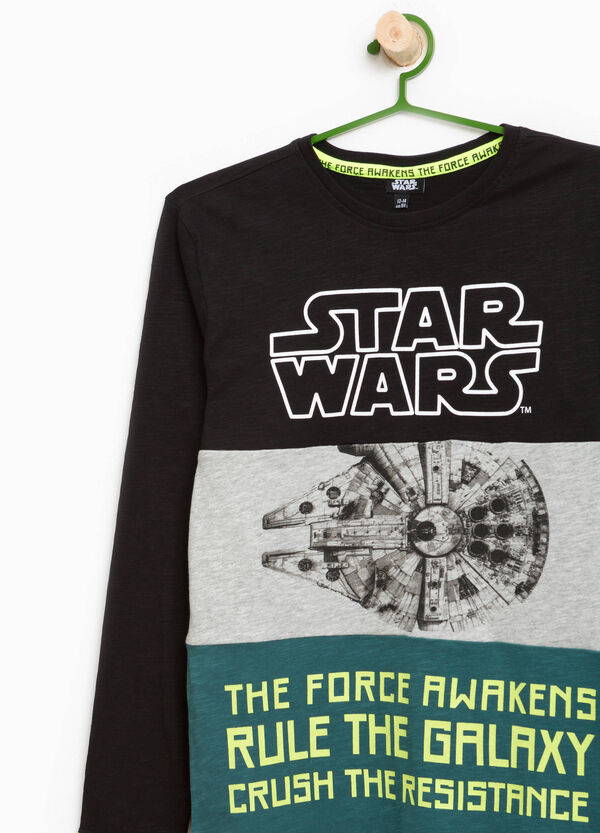 T-shirt in cotone maxi stampa Star Wars | OVS