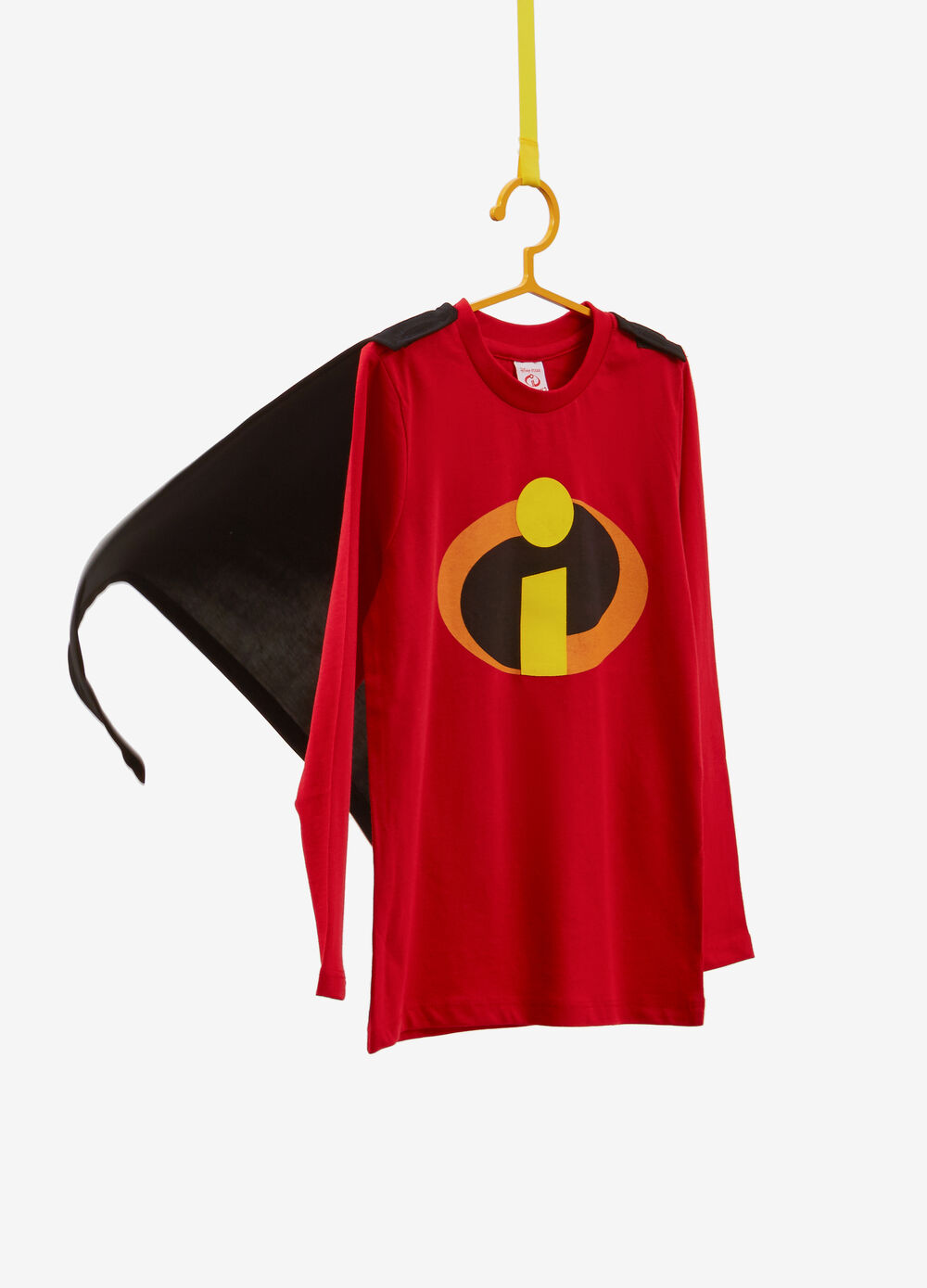 The Incredibles T-shirt with cape