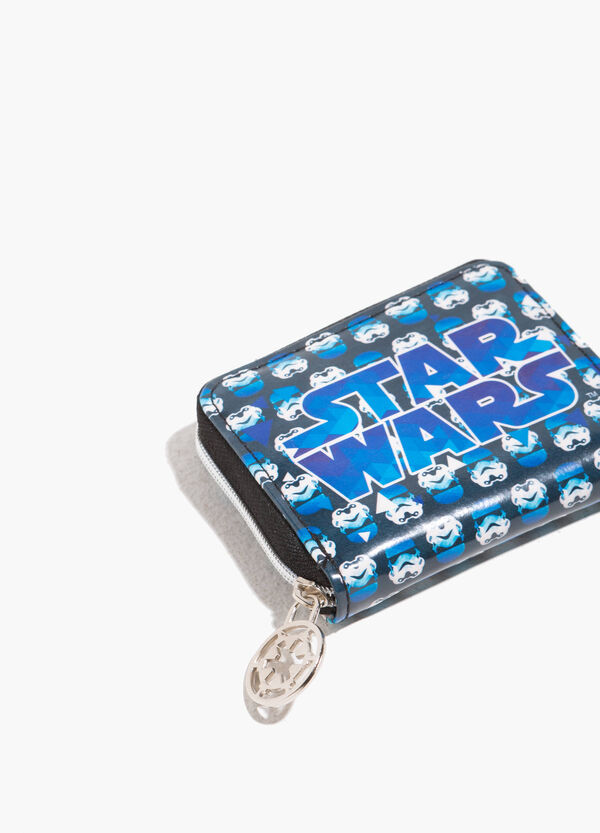 Coin purse with Star Wars print and pattern | OVS
