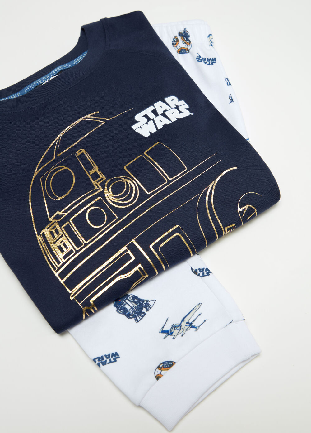 Star Wars warm cotton pyjamas
