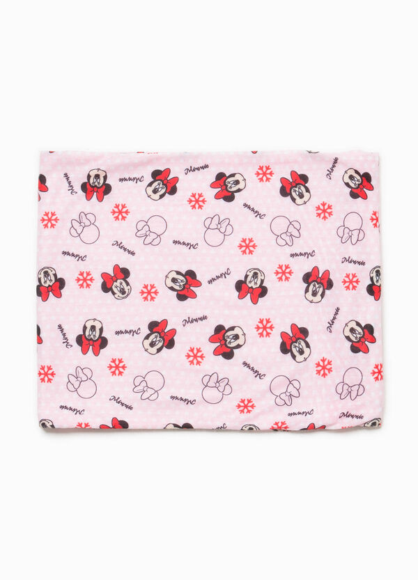 Neck warmer with Minnie Mouse pattern   OVS