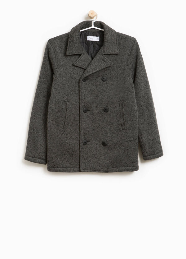 Double-breasted coat with lapels | OVS