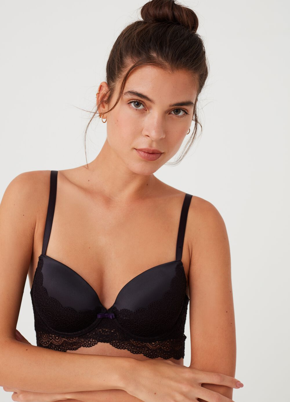 Mila Push up bra - Wow effect