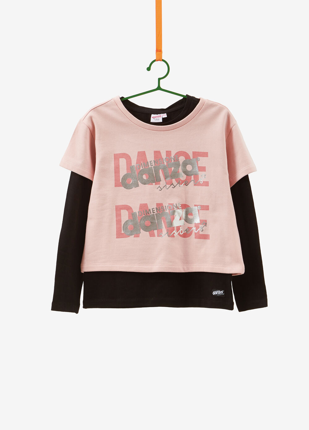 Dimensione Danza T-shirt and sweatshirt outfit