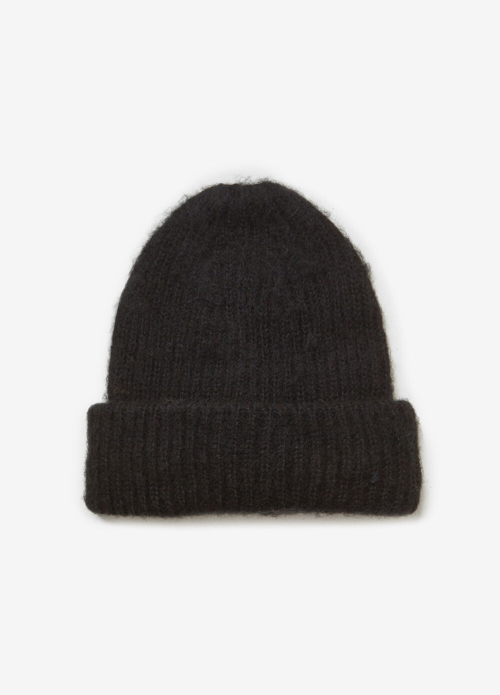 Hat with braided weave