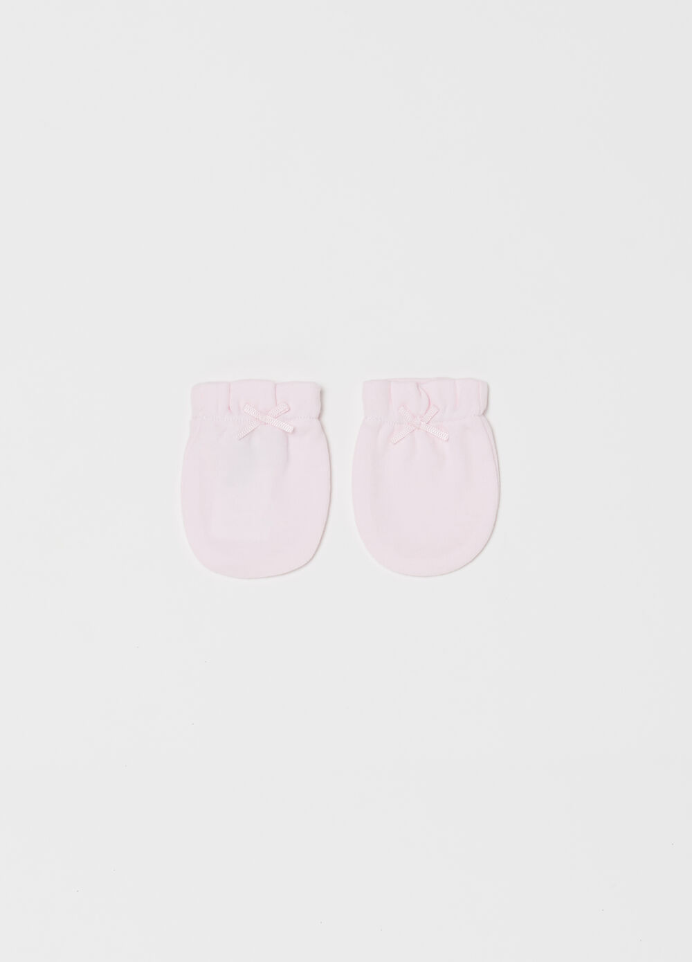 BCI mittens in 100% cotton