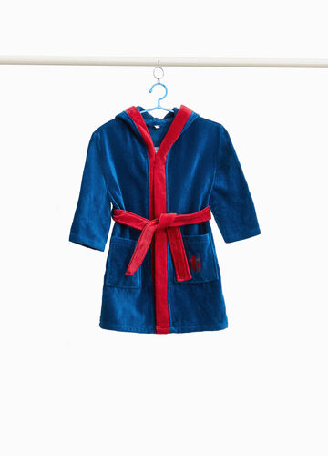 Spiderman 100% cotton bathrobe