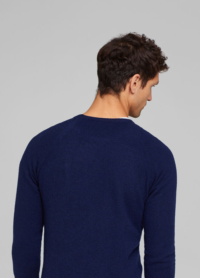 Rumford solid colour pullover