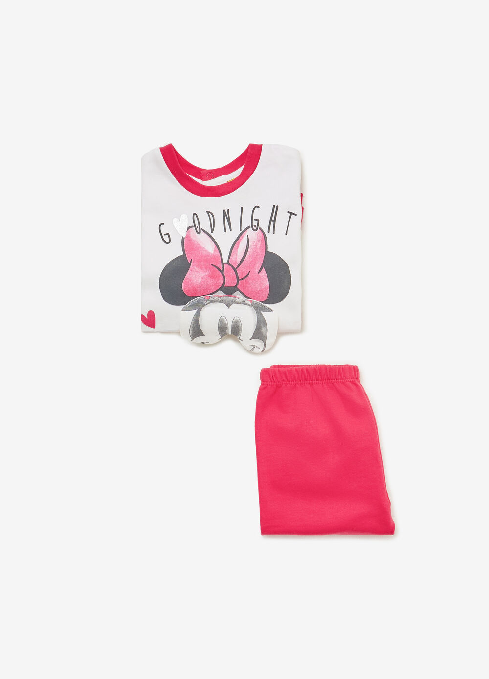 Minnie Mouse BCI pyjamas in 100% cotton