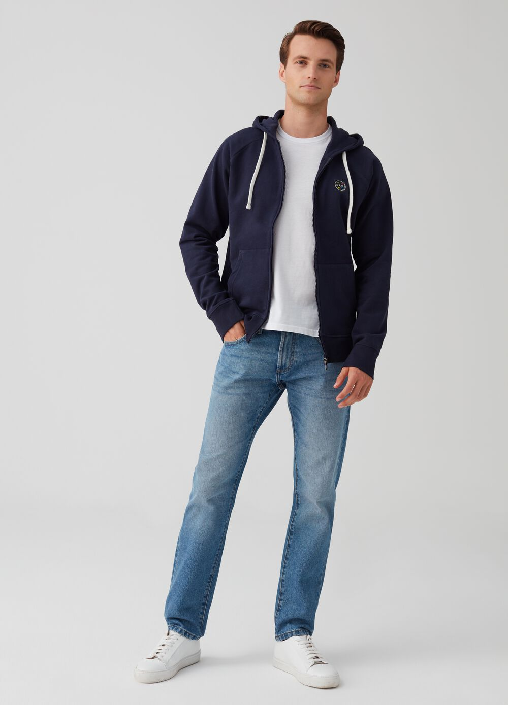 100% cotton sweatshirt by Maui and Sons