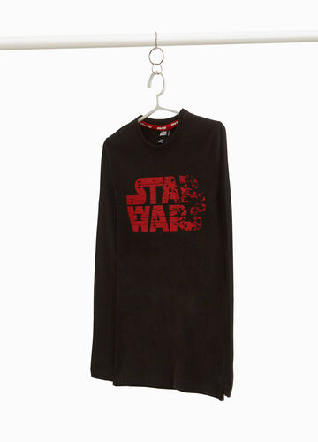 Star Wars T-shirt with lettering print