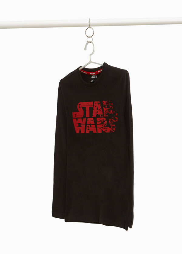 T-shirt stampa lettering Star Wars