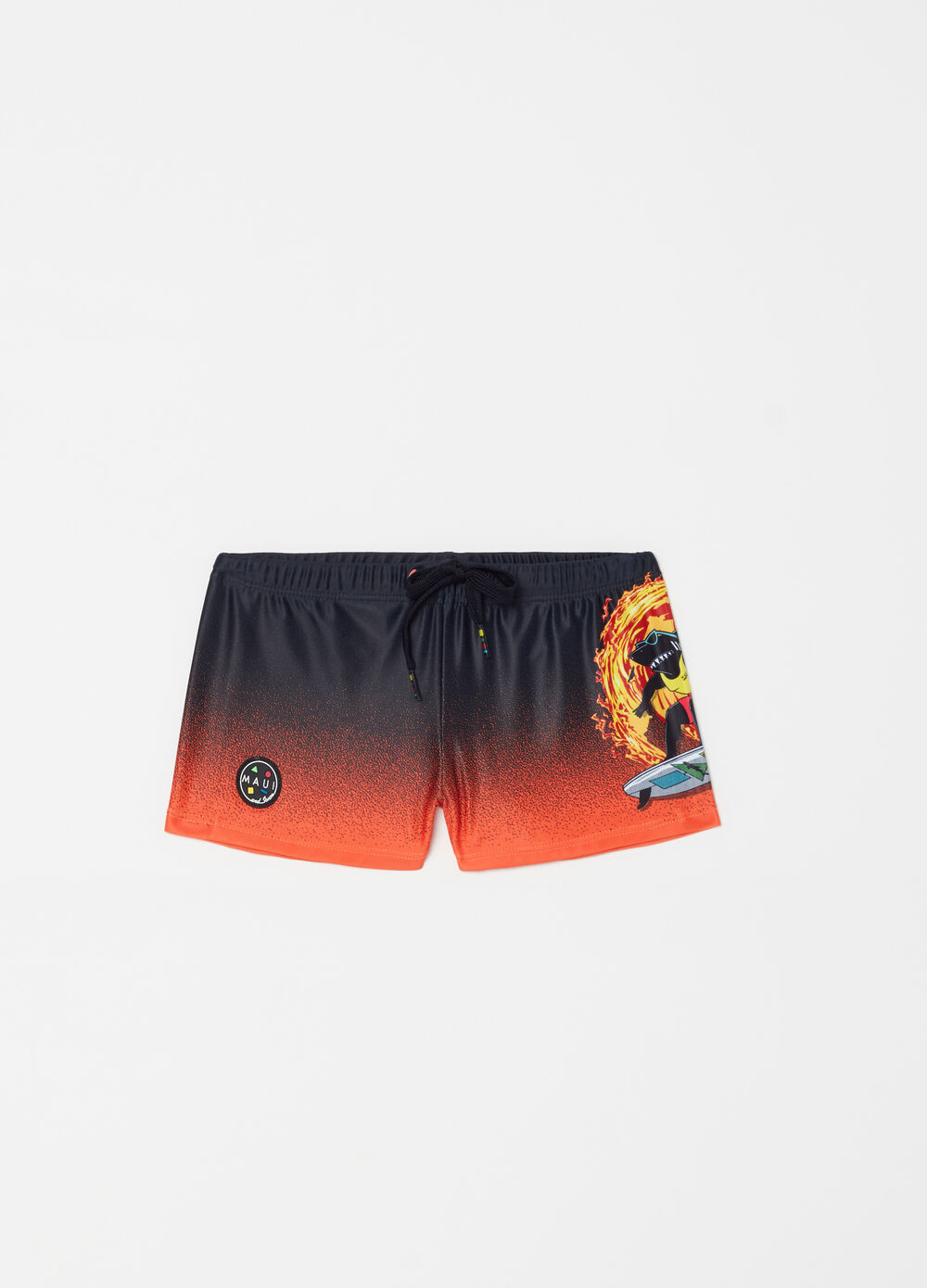 Degradé boxer shorts by Maui and Sons