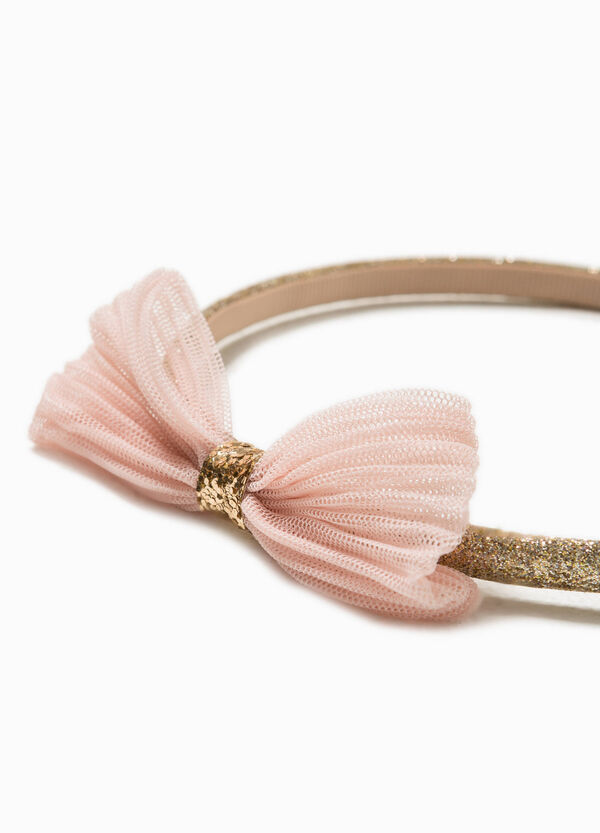 Alice band with tulle bow | OVS