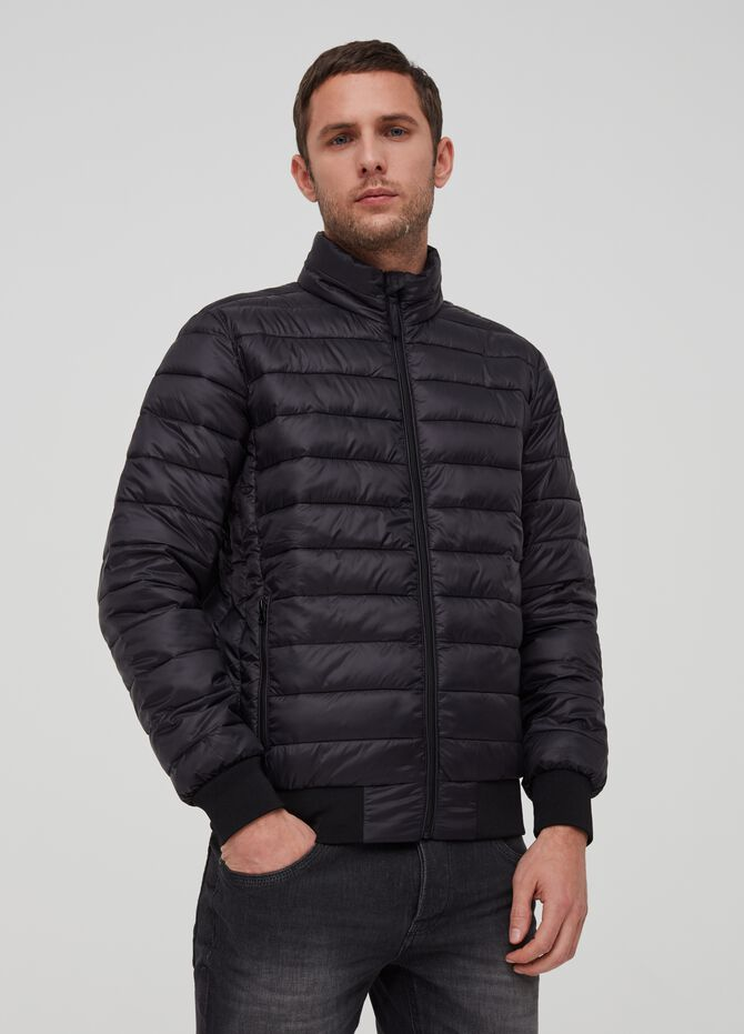 Eco-friendly Thermore padded jacket.