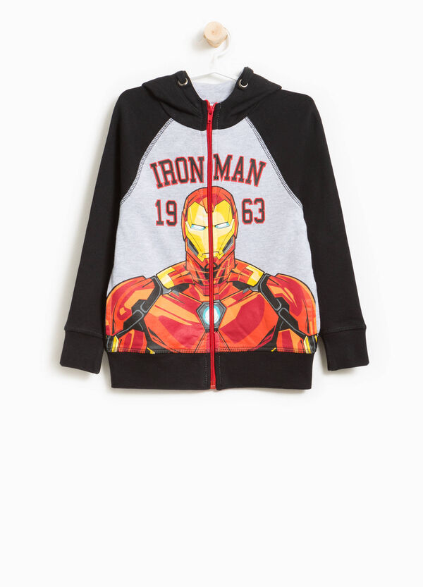 Hoodie with Avengers print | OVS