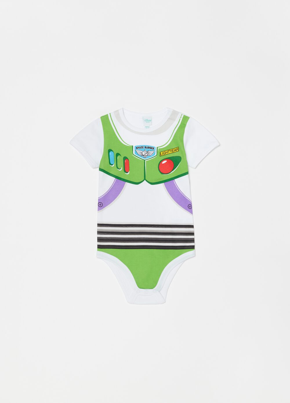 Bodysuit with Disney Toy Story 3 print