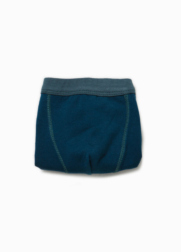 Boxer in cotone Better Cotton con stampa | OVS