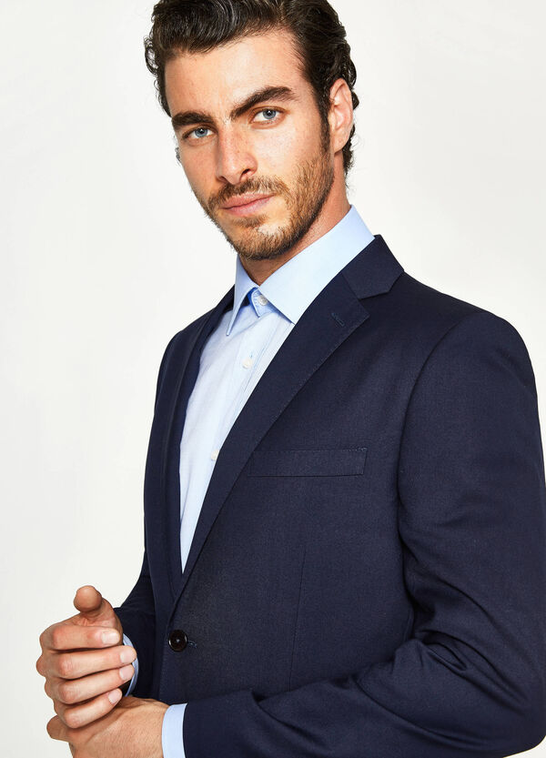 Giacca elegante regular fit in viscosa | OVS
