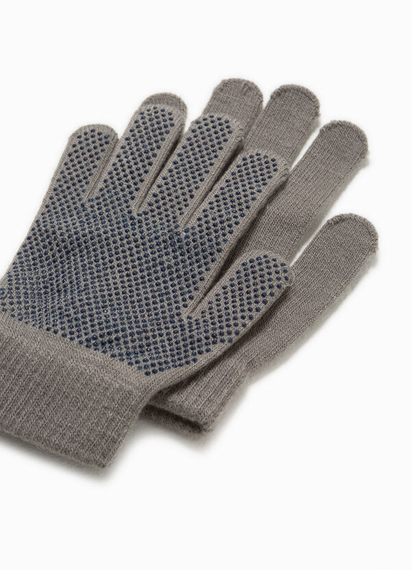 Gloves with non-slip palm | OVS