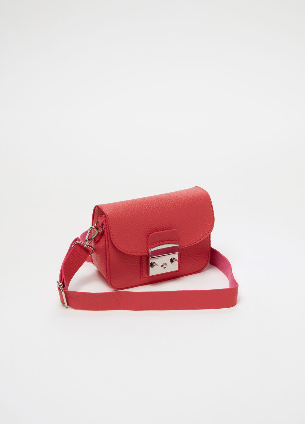Mini bag with shoulder strap