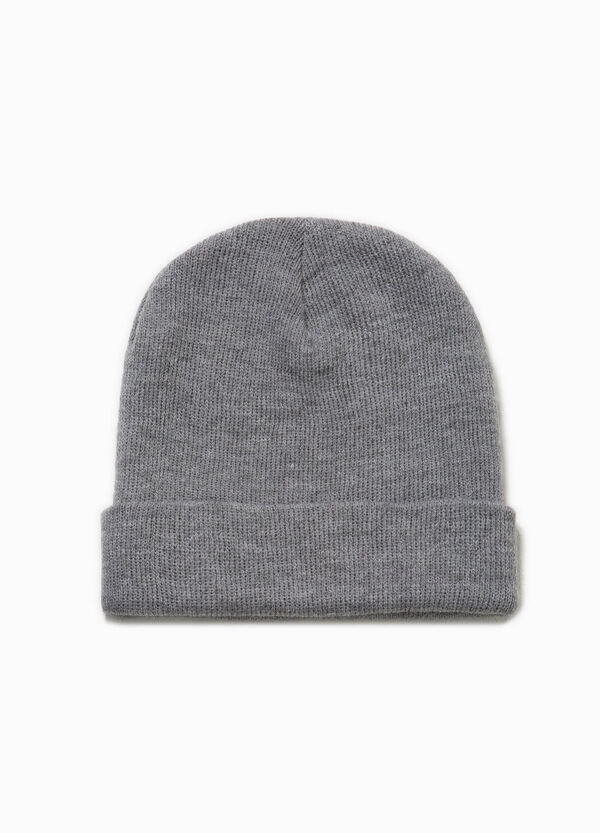 Beanie cap with turn-up | OVS