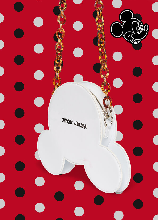 Mickey Mouse shoulder bag with print