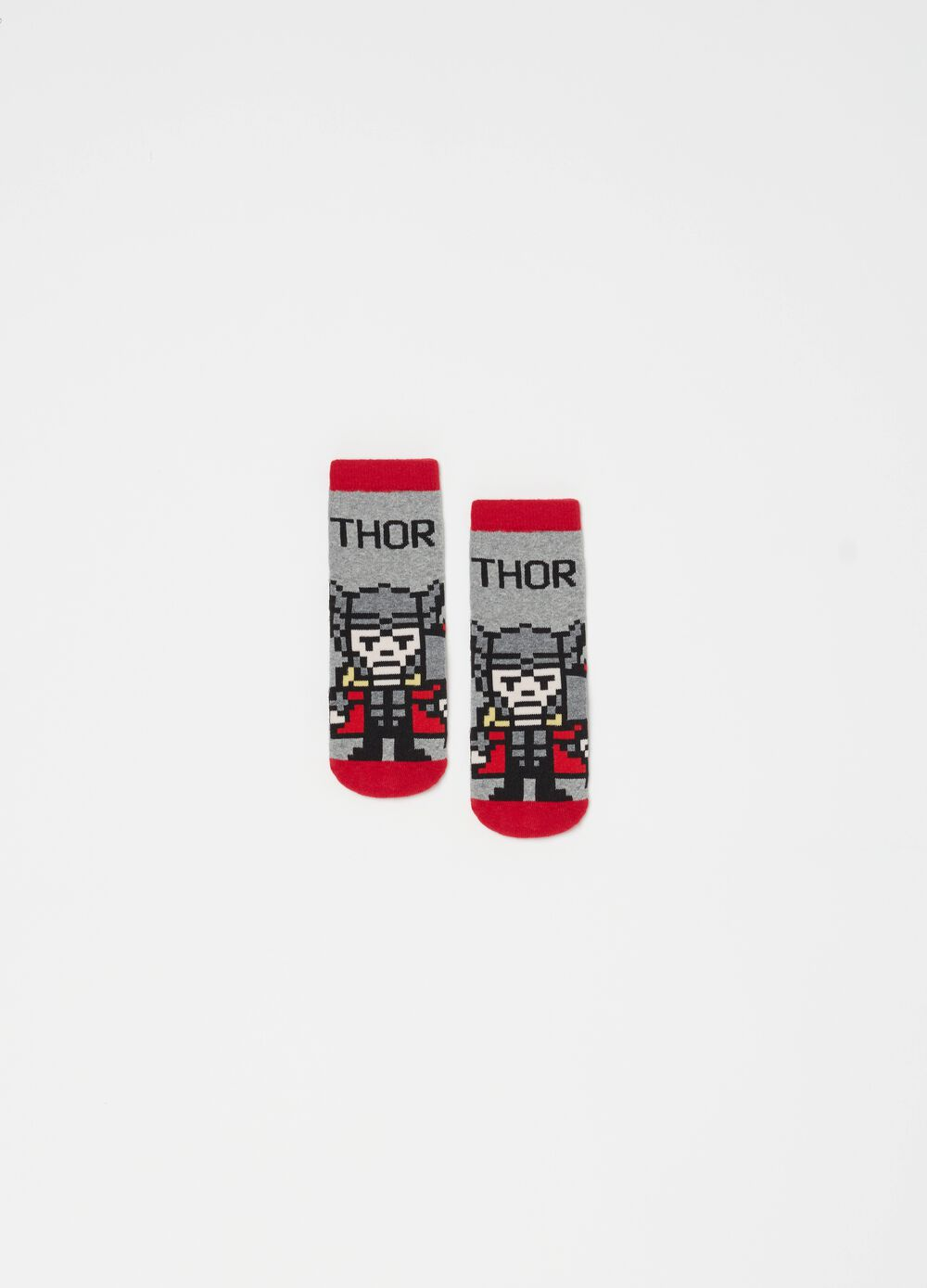 Stretch Avengers socks