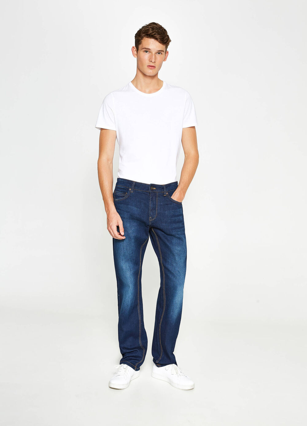 Jeans comfort fit stretch used