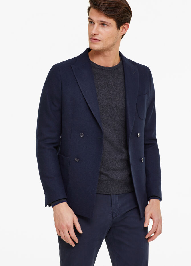 Rumford double-breasted blazer