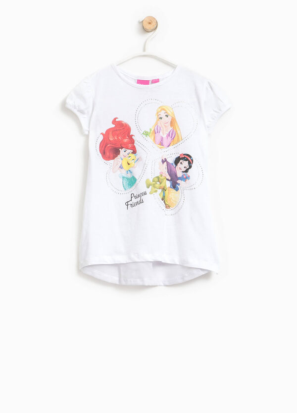 Disney Princess cotton T-shirt