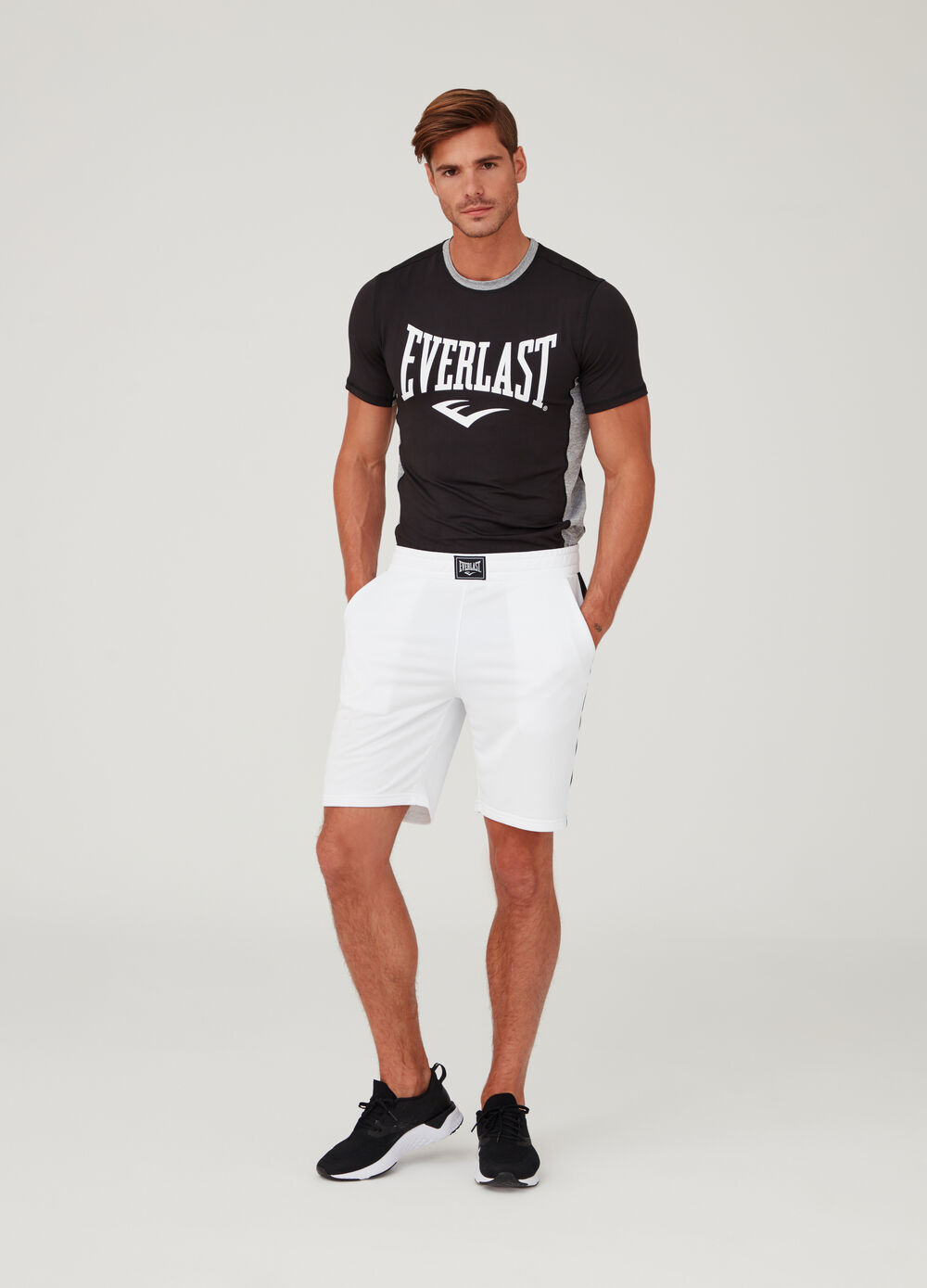 Everlast gym shorts with pockets