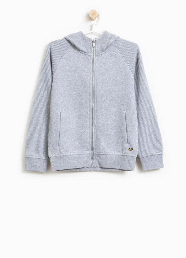 Hoodie with raglan sleeves | OVS