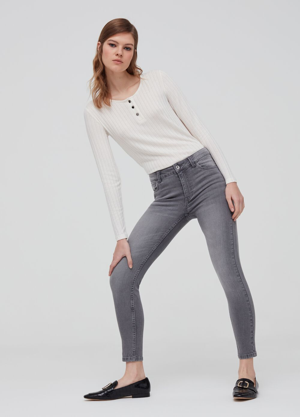 Jeans super skinny stretch
