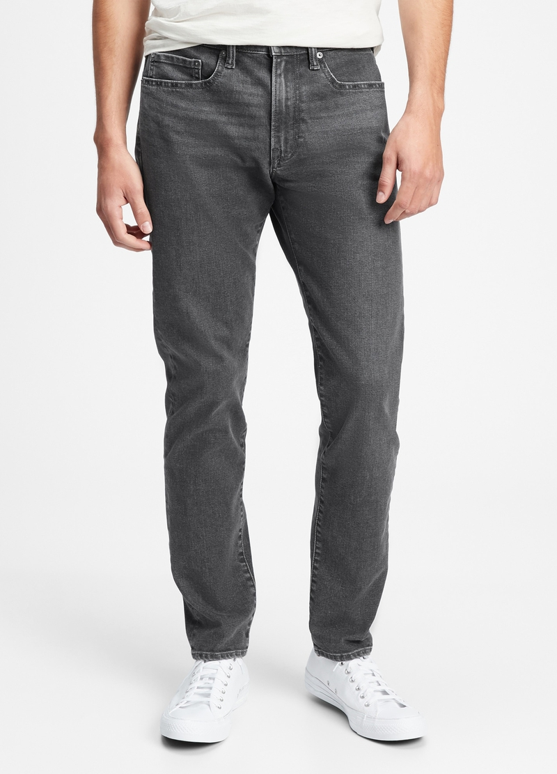 GAP slim-fit jeans with discolouring image number null